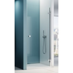 SanSwiss Annea Drzwi Prysznicowe Lewe AN1C 70 cm Szkło Przezroczyste AN1CG07005007