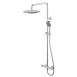 (niedostepny) Bravat Waterfall Deszczownica termostatyczna F939114C-A5-PL