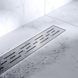 Bravat Odwodnienie prysznicowe Line Steel Drain 600mm