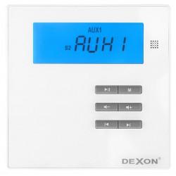 Dexon Odtwarzacz Ścienny Bluetooth / Radio FM ze Wzmacniaczem (MRP 2171)