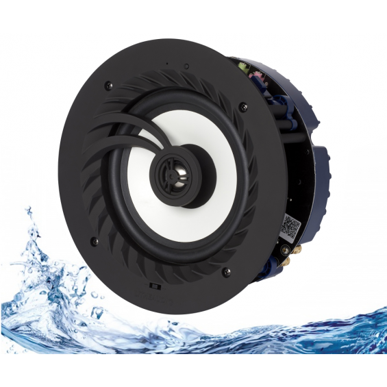 """AquaSound Move 6,5"""" Głośniki Bluetooth Czarny Wodooporny (SPKMove70-Z)"""