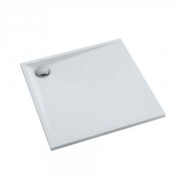 Schedline Collection Libra White Stone Brodzik Akrylowy 80x80 (3SP.L4K-8080)
