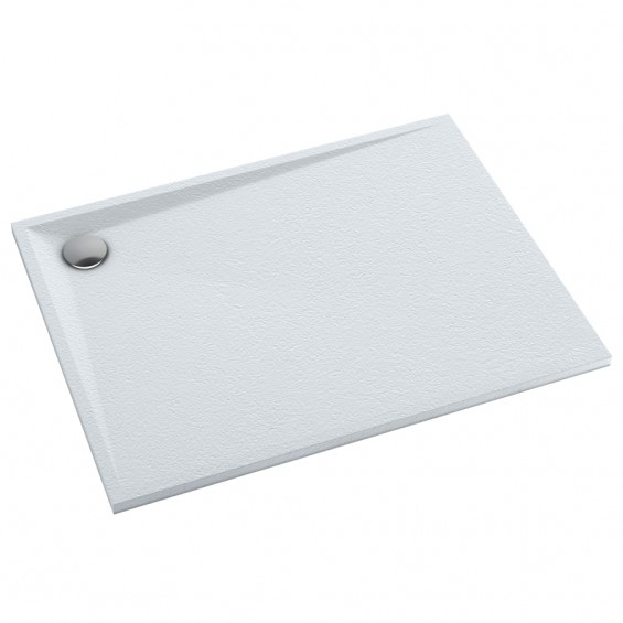 Schedline Collection Libra Smooth White Brodzik Akrylowy 80x90 (3SP.L1P-8090)