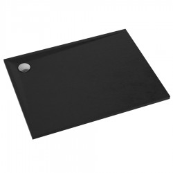 Schedline Collection Libra Black Stone Brodzik Akrylowy 80x140 (3SP.L6P-80140)