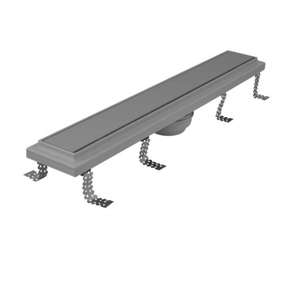 Schedpol Odpływ liniowy SMOOTH-LOW 60x8 (ELP60/ST-LOW)