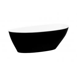 Besco Goya B&W Wanna Owalna Wolnostojąca 160x70
